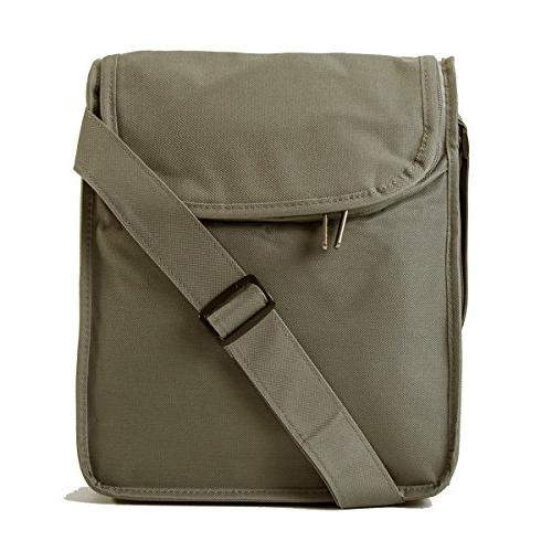 Artecobags Insulated Messenger Style Lunch Tote Bag