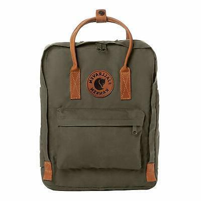 Fjallraven Kanken No.2 Backpack - 976 cu in Green, One Size
