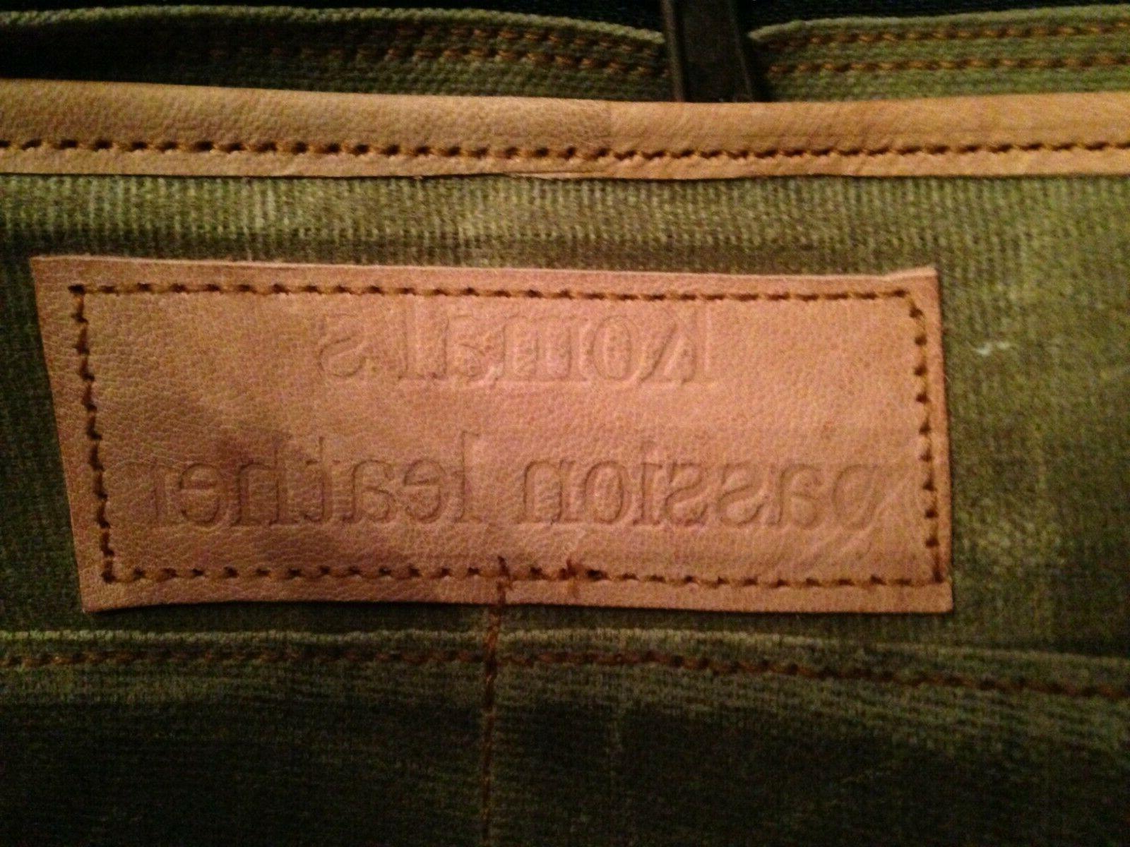 komal KPL Rustic Vintage Messenger Bag Satc