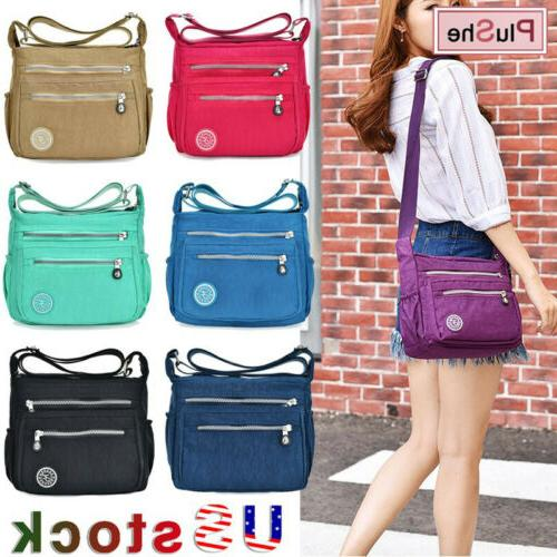 lady women handbag shoulder purse messenger satchel