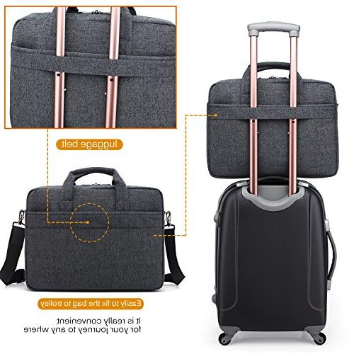 CoolBELL Bag Bag Multi-compartment Briefcase Nylon Bag Laptop/Ultrabook / / Macbook/Asus / Lenovo/Men/Women