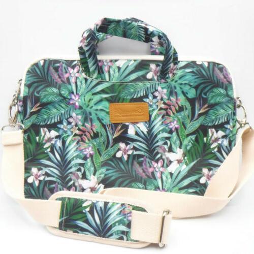 laptop carry case w shoulder strap messenger