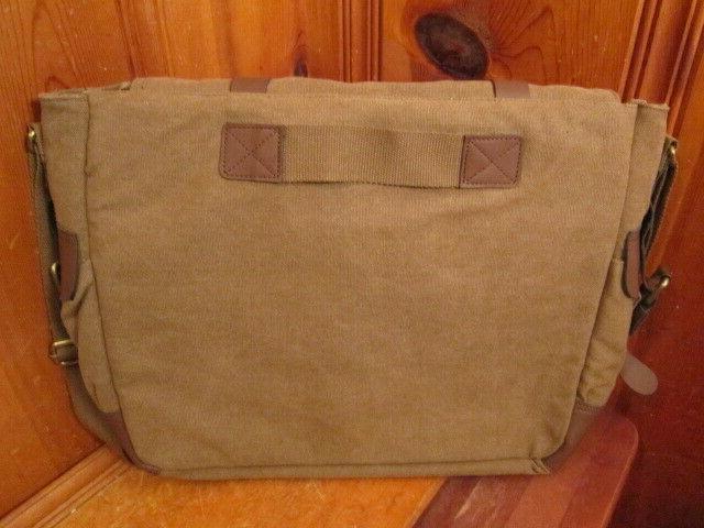 Sweetbriar Laptop Briefcase Canvas Shoulder