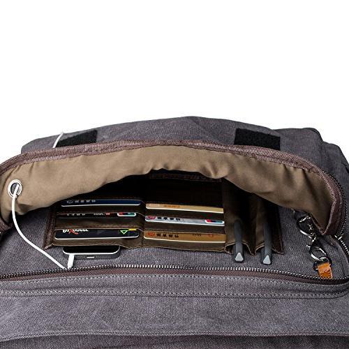 Estarer Inch Laptop Messenger Bag Computer Office Work Upgraded Version