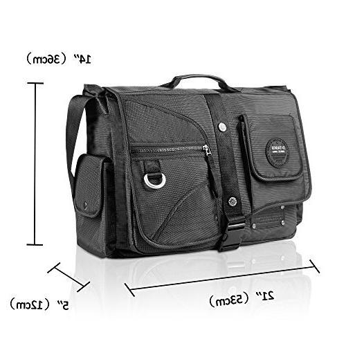 Linshi Laptop Bag,17 Inch Shoulder …