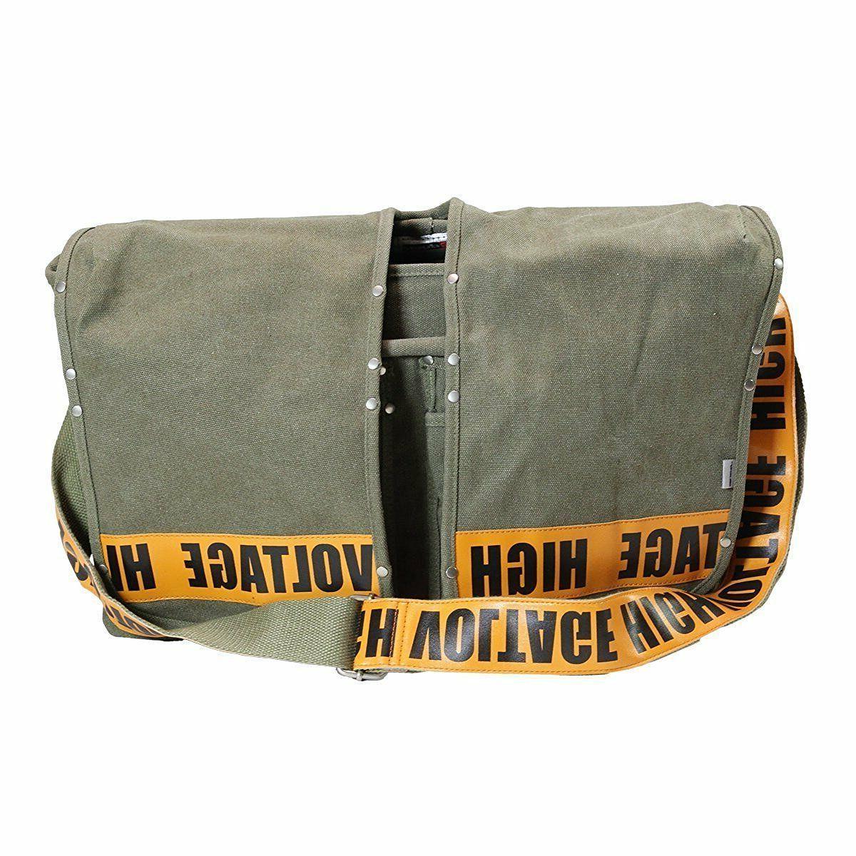 Ducti Laptop Messenger Bags - Utilitarian Electronics Access
