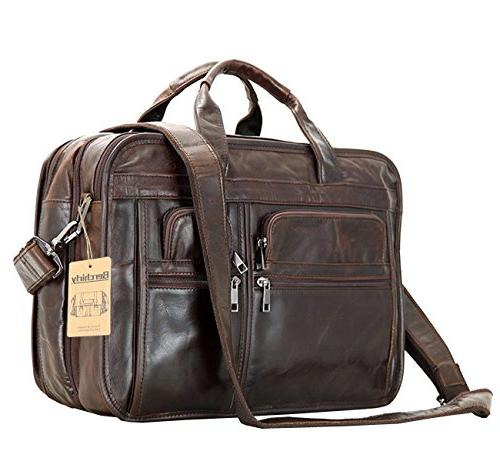 leather men bag