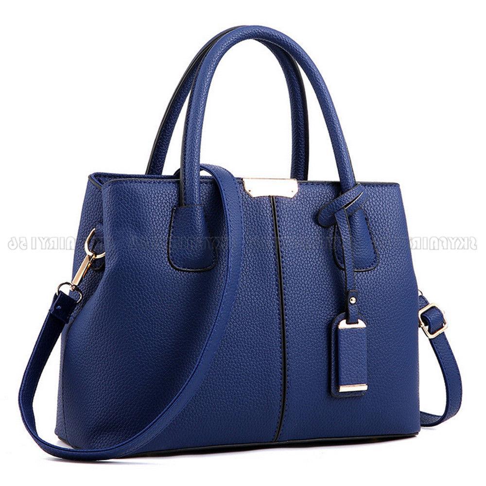 Leather Woman Handbag Bag Purse