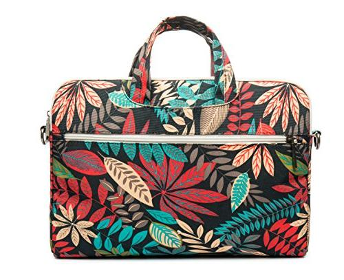 Canvaslife leaves Bag Inch/ 12.5 Inch Briefcase Air 11/macbook Air Pro Case
