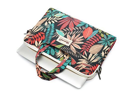 Canvaslife Laptop Shoulder Bag Inch/ Inch /13.3 Briefcase for Macbook Air 11/macbook Air Pro 13 Case