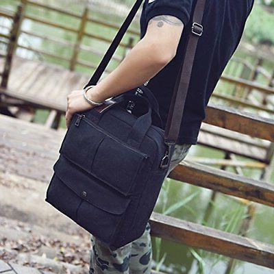 MiCoolker Bag Students Bag Messenger ...