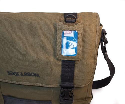 Mobile Eco-friendly Laptop 17.3 Screens Made From 100% Olive Cotton