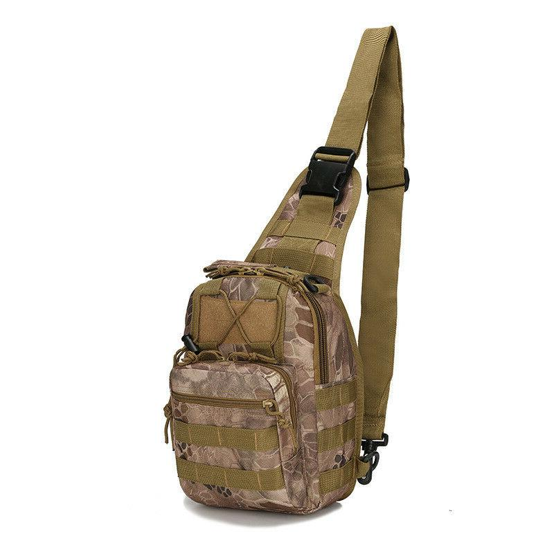 Men Sling Chest Assault Pack