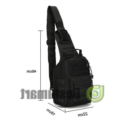 Men Sling Bag Hiking