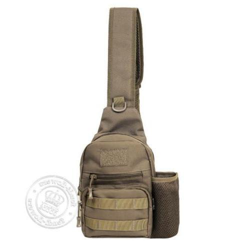 Sling Bag Pack Messenger Shoulder Bag