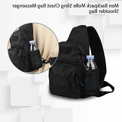 Men Backpack Sling Bag Pack