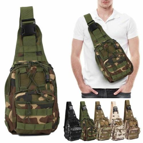 tactical chest bag backpack men s molle