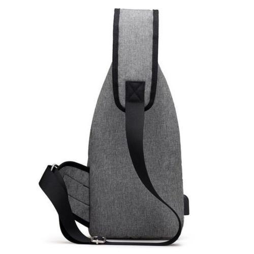 Travel Backpack Bag Carrying Case Charging
