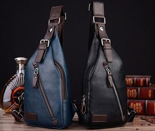 Men Sling Crossbody Backpack body Pack