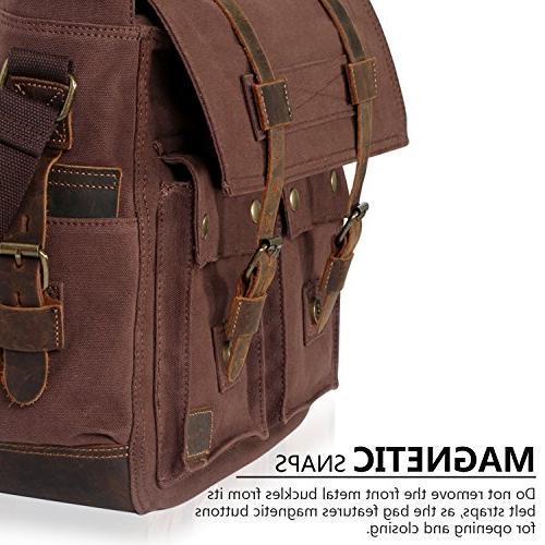 """Lifewit 15.6"""" Bag Military"""