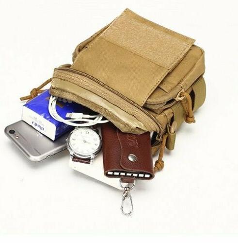 Men Oxford Military Bag Crossbody Casual Handbag