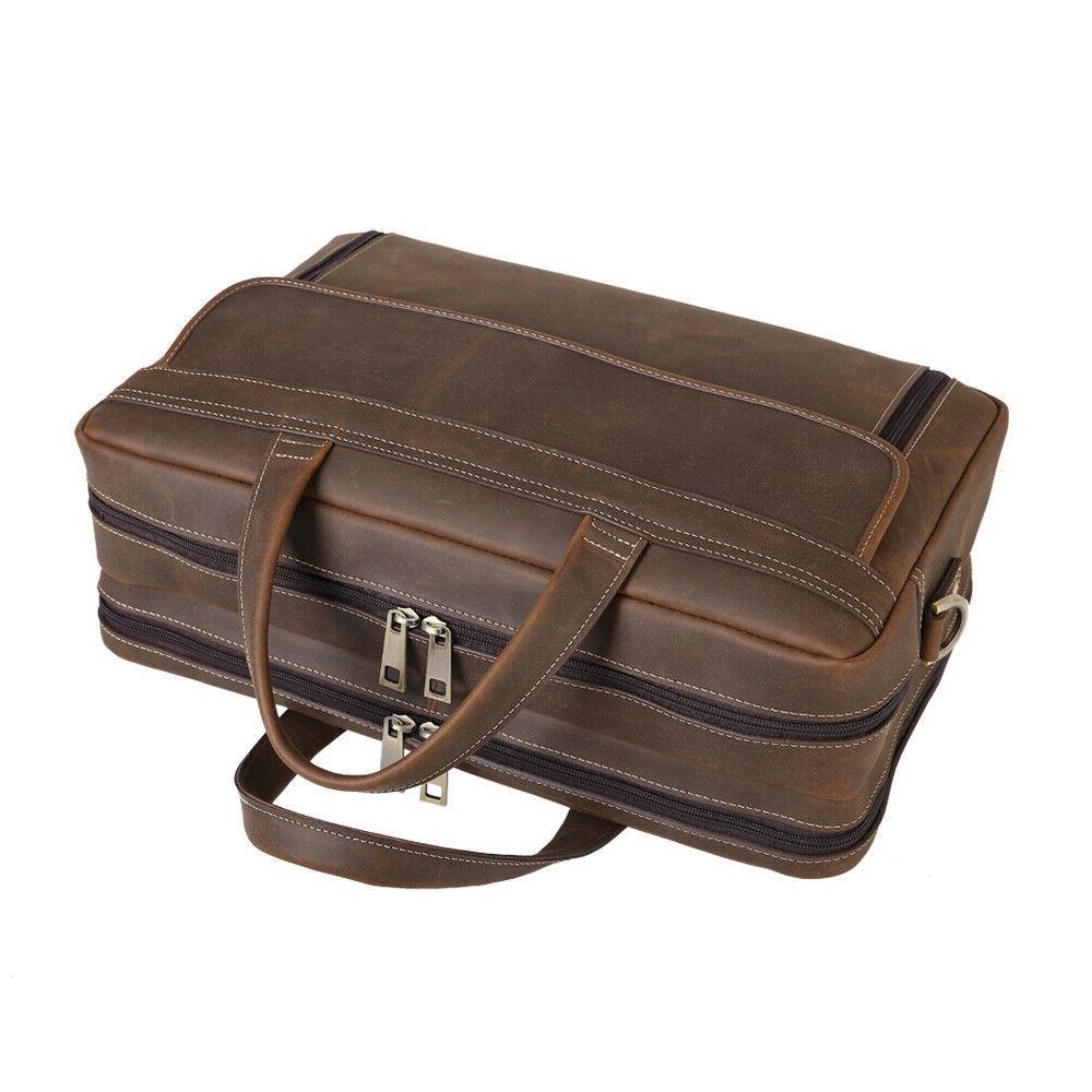"""Men 15"""" Laptop Handbag Shoulder"""