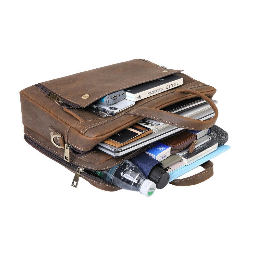 """15"""" Laptop Shoulder Messenger Bag"""