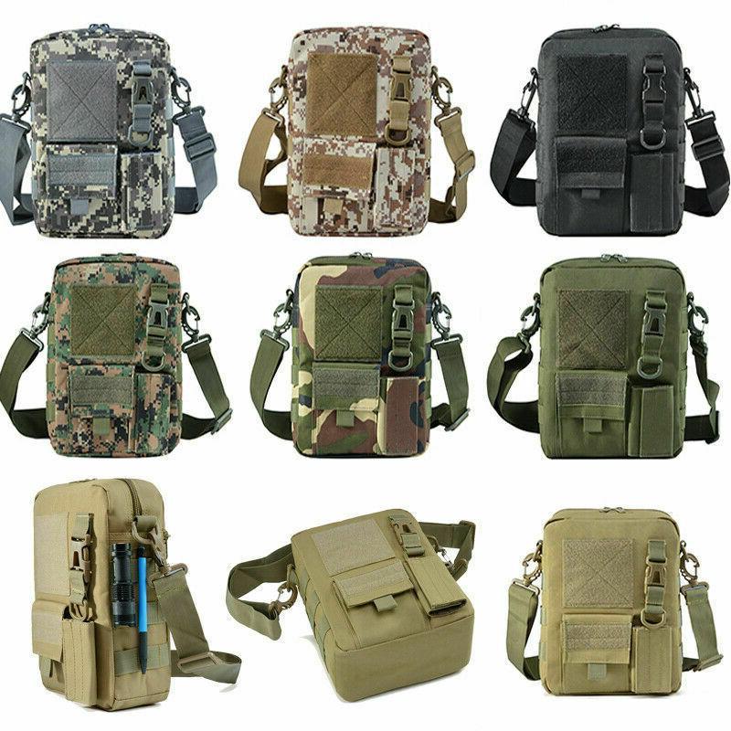 Men's Molle Tactical Sling Pack