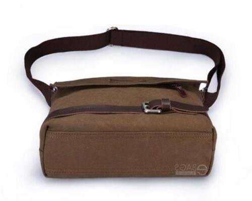 Men's Military Messenger Sling Bag