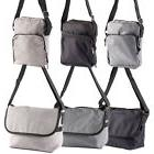 Men's Durable Messenger Bag Cross Body Shoulder Travel Bag S