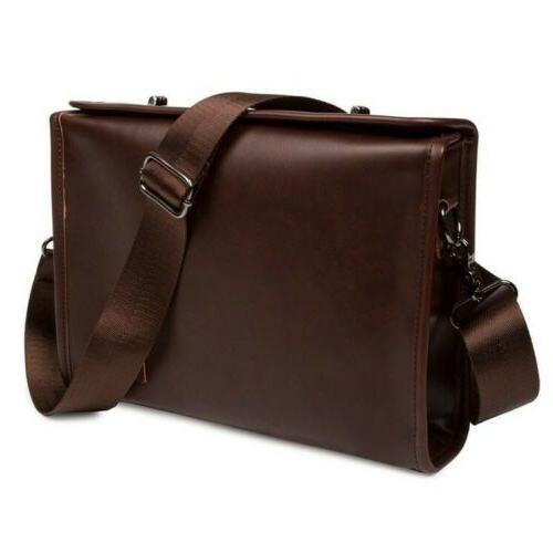 Men's Shoulder Briefcase Satchel