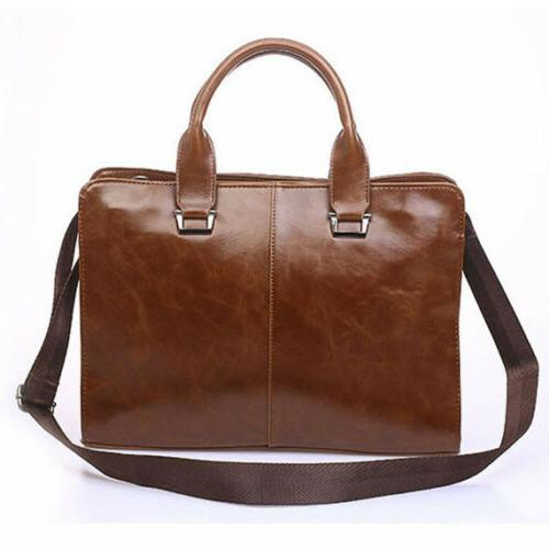 Men's Bags Business Work Laptop Briefcase