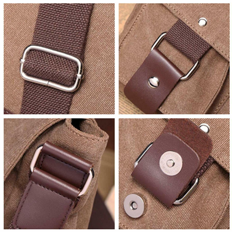 Men's Messenger Bag Satchel Cross Laptop