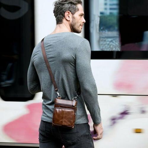 Men's Genuine Business Bag Purse