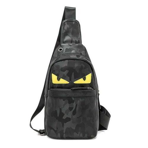 Men's Oxford Daypack Satchel Backpack