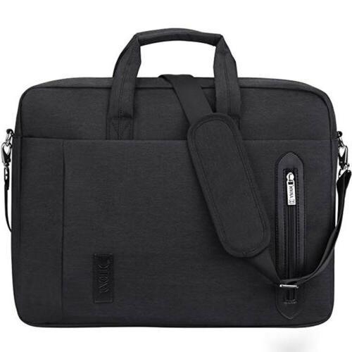 US 17.3 inch Laptop Oxford Case Messenger Shoulder Office Ba
