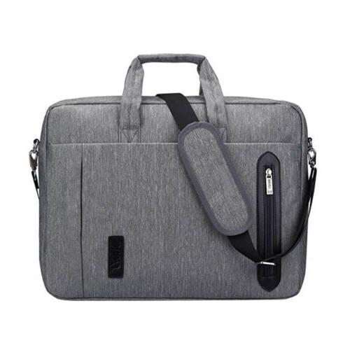 Men's Briefcase Business Bags Shoulder Messenger Bag 17.3' L