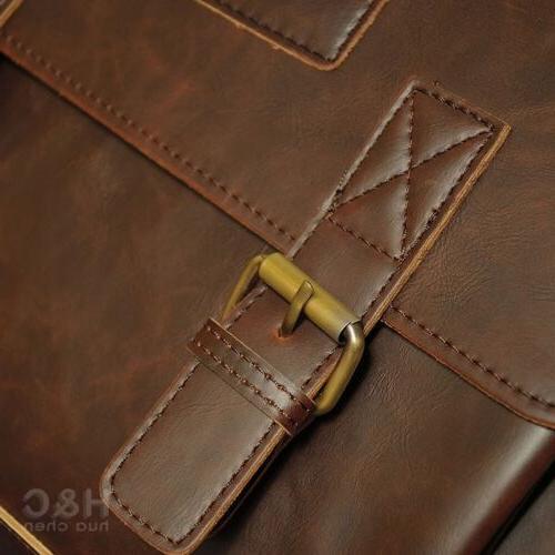 Men's Briefcase Laptop Bag Shoulder Bag