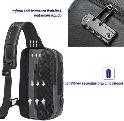 Men's Anti-theft Bag Backpack Casual