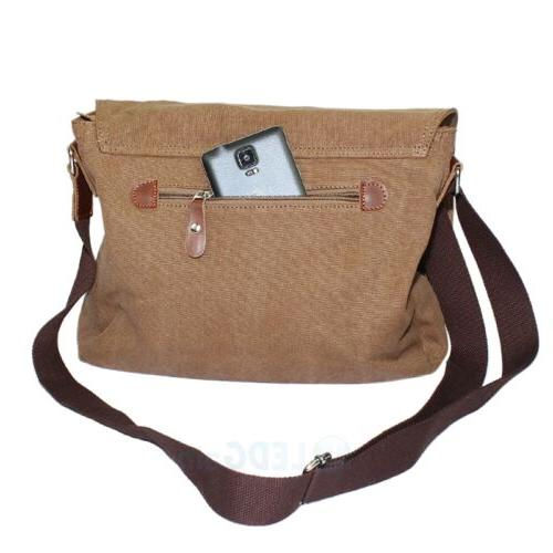 Men's Satchel Laptop