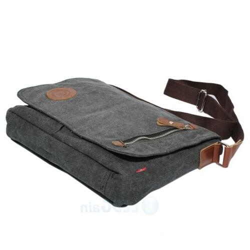 Satchel Messenger Bag Laptop