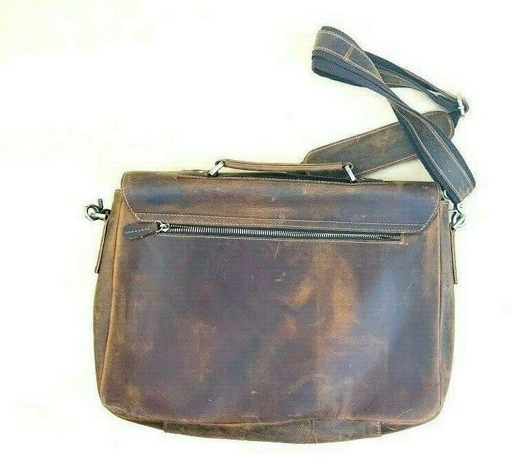 Leather 16 Laptop Free Shipping