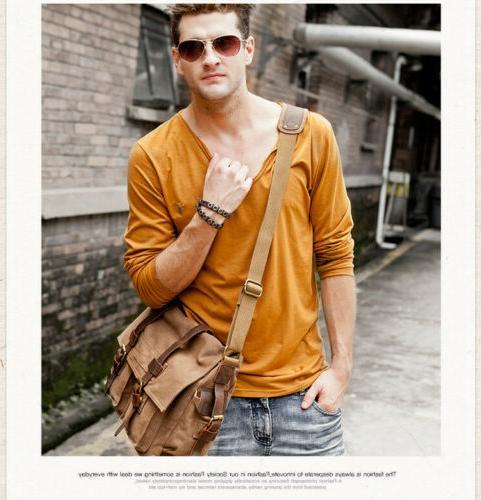 Men's Vintage Shoulder