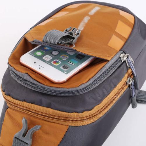 Mens Shoulder Chest Bag Backpack Crossbody Casual Bag