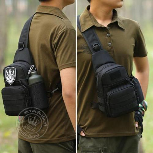 Men Sling Pack Shoulder