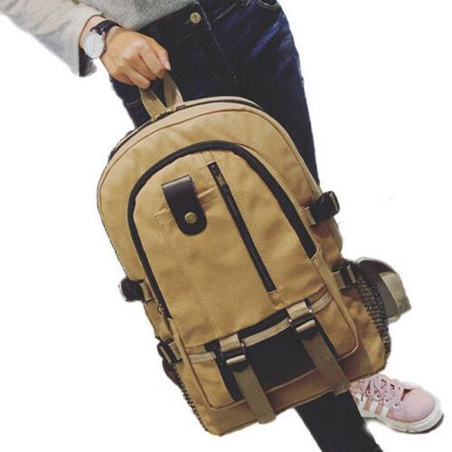 Men Satchel Messenger Bag Retro
