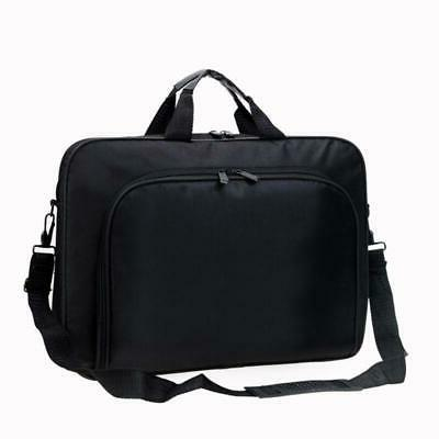 Men Women Briefcase Bag 15.6 Inch Laptop Messenger Bag Busin
