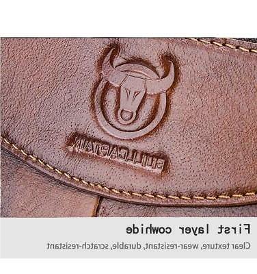 Mens Briefcase Handbag Messenger Bag
