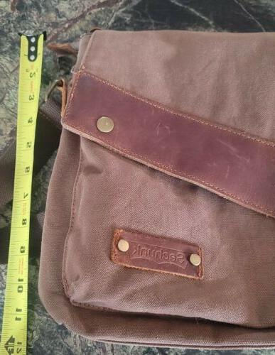 Sechunk Canvas Bags Shoulder Bags