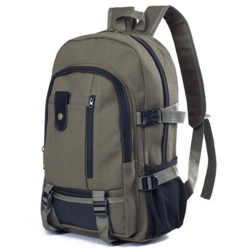 Mens Shoulder Bag School Hiking Cross